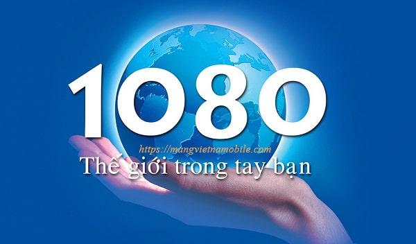 Số tổng đài 1080