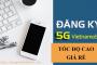 Cách đăng ký gói cước 5G Vietnamobile